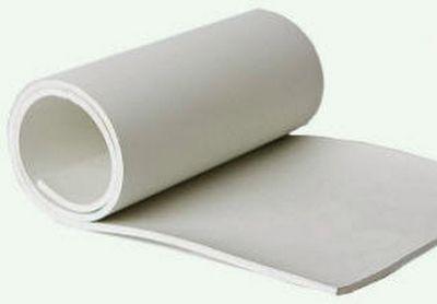 White Neoprene Rubber Sheet Style 6947W :: gasket, rubber, packing, seal
